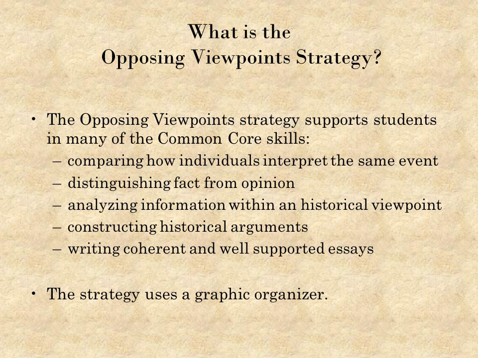 Opposing Viewpoint Essay Essay Sample  Akmcleaningservicescom Opposing Viewpoint Essay Opposing Points Are Only Necessary If Youre  Writing An Explanatory Or
