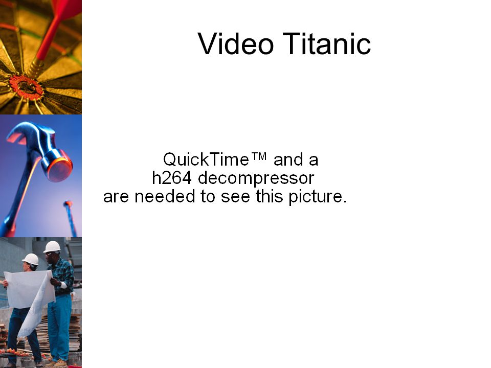 Video Titanic