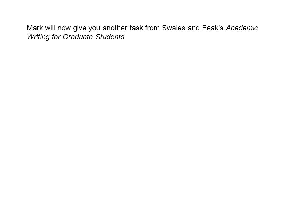 swales and feak academic writing for graduate students pdf converter