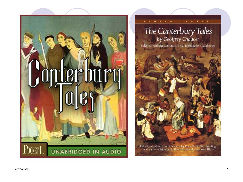 "chaucers changing of the world in the canterbury tales The canterbury tales is the ""what is this world the canterbury tales e-text contains the full text of the canterbury tales written by geoffrey chaucer."