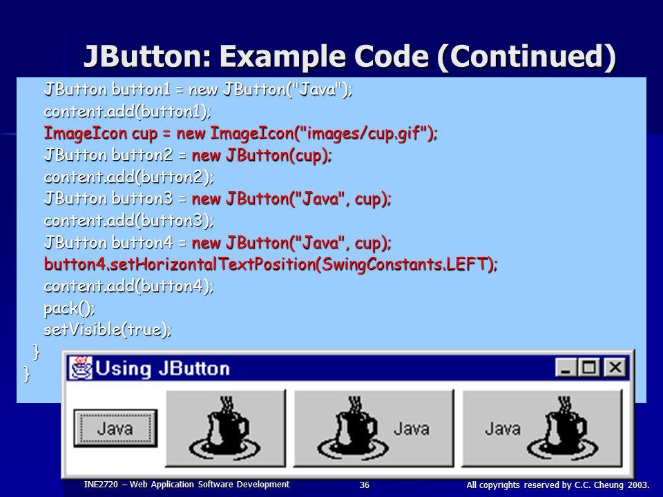 java gui example code pdf