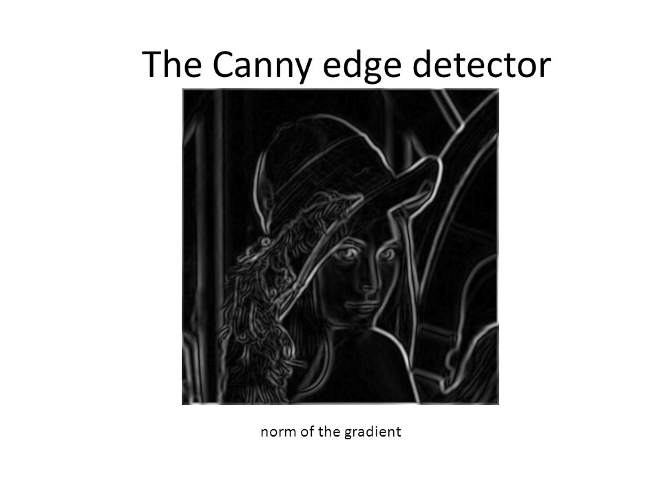 thesis on canny edge detection Edge detection is one of the basic operation carried out in image processing and object identificationin this paper, we present a distributed canny edge detection algori.