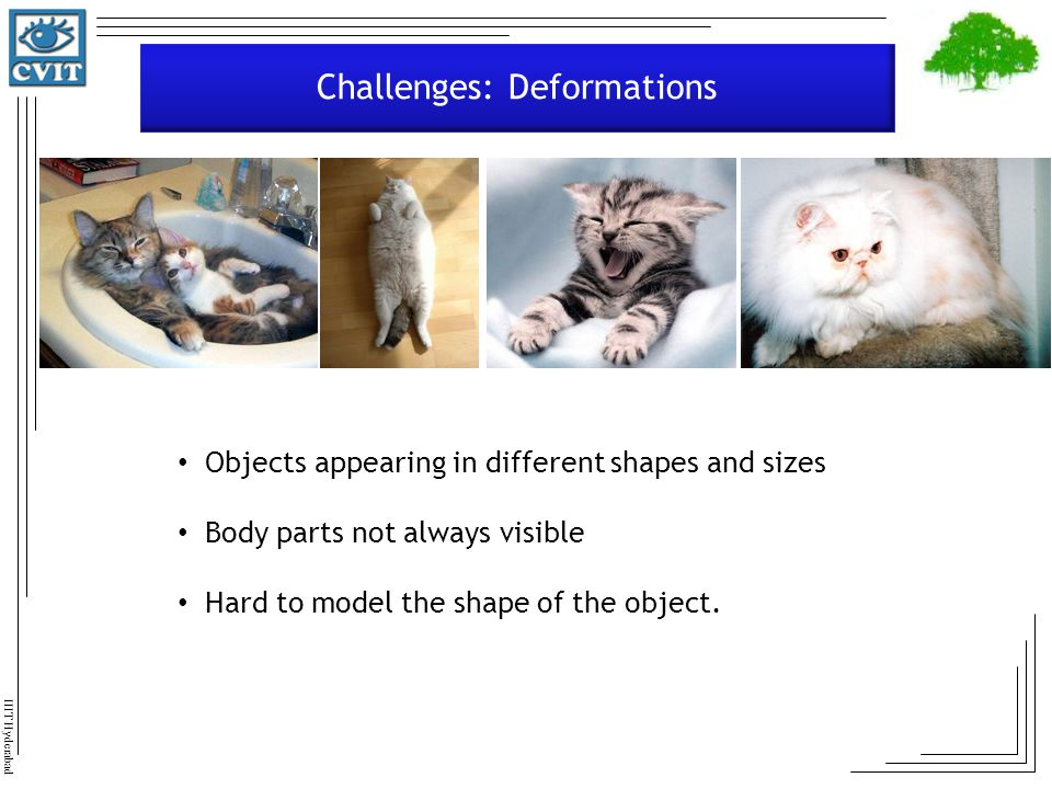 Challenges: Deformations