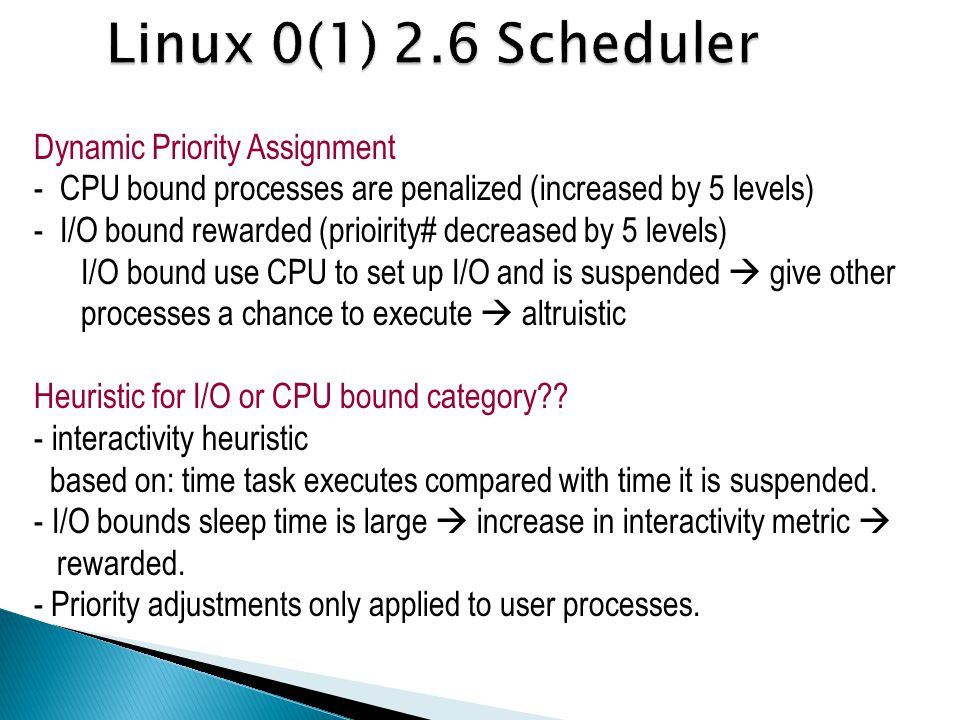 compare cpu scheduling of linux and windows 10 fundamental differences between linux and windows before debating the relative merits and shortcomings of linux and windows, it helps to understand the real distinctions between them.