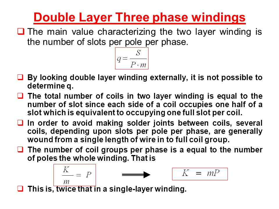 Colorful Three Phase Motor Windings Photos - Wiring Diagram Ideas ...