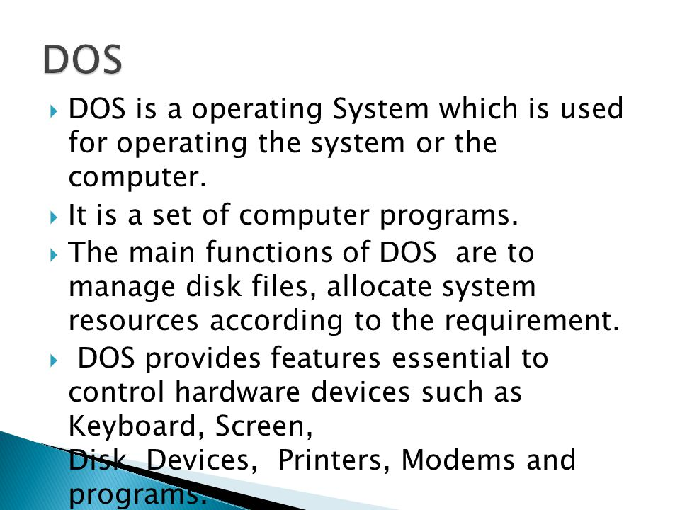 the main functions of an operating system The operating system must fulfill two main objectives:  , microkernel operating systems demand a very small set of functions from the kernel, generally including a .