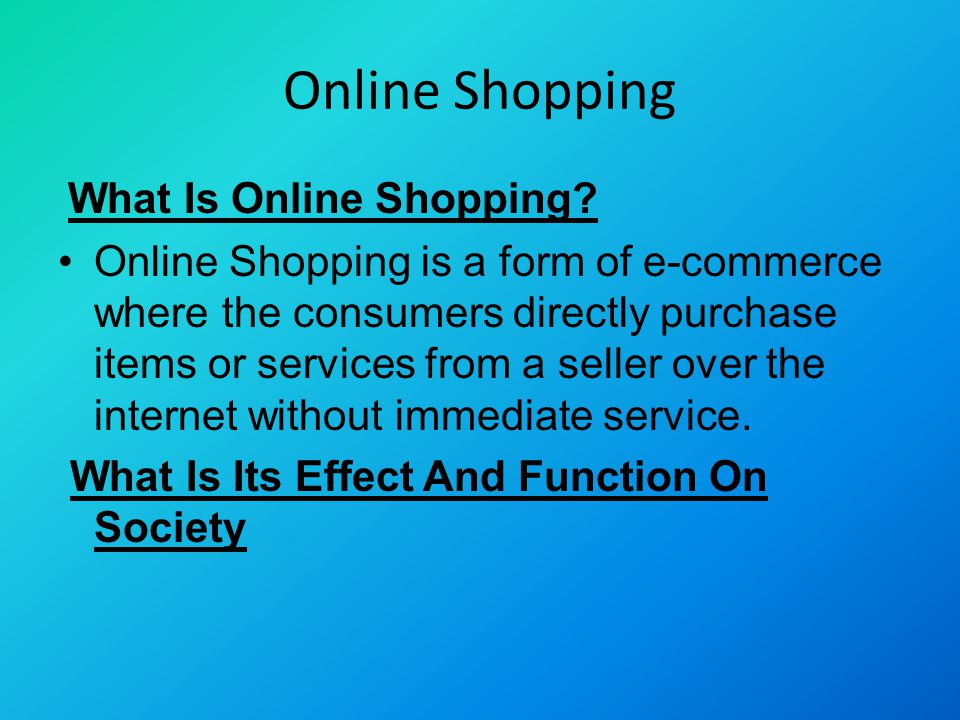 the internet and the functions of e commerce The present paper mainly aims to discuss the role of e-commerce in today's business of functions in the process of e-commerce in the internet (eg.