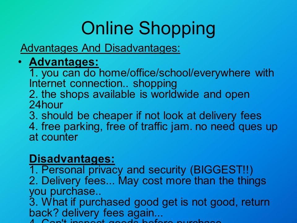 Advantage And Disadvantage Of Internet Hookup