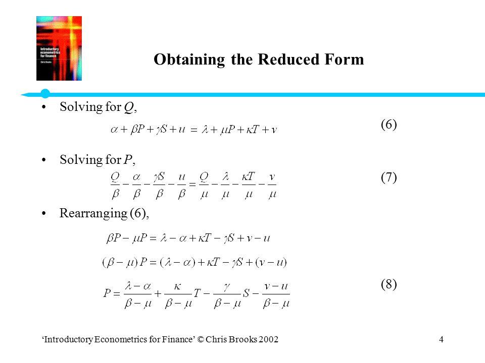 Chapter 6 Multivariate models - ppt download