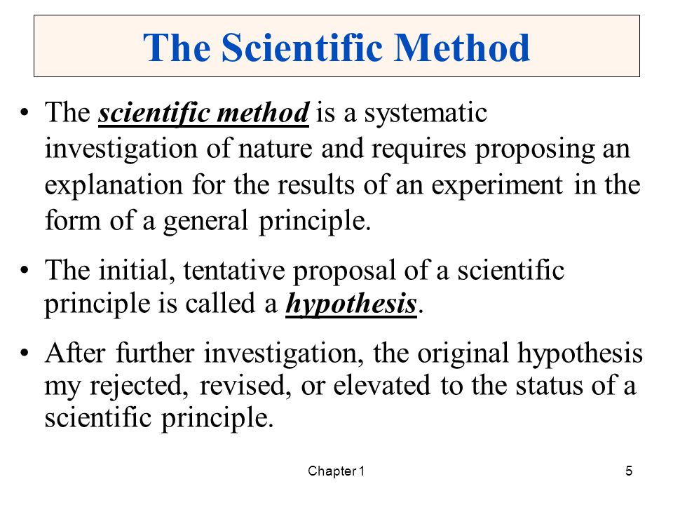 introduction to the scientific method This feature is not available right now please try again later.