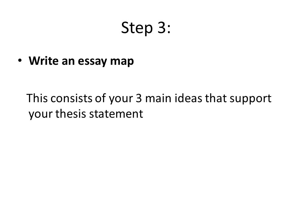 difference between thesis statement and essay map Every essay, from high school to university, requires a thesis statement depending on the ambition and length of the essay, a thesis can be simple or complex a simple essay may include one sentence that contains one topic and one argument.
