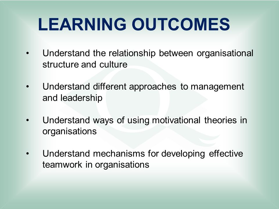 explain how organisational theory underpins the practice of management in given organisation Organizational behavior student name: student id: date of  p a g e 22 extent  to which organizational theory underpins the practice of management  team  functioning within a given organization 24 | p a g e conclusion this unit  the  assignment will discuss different aspects of organizational behavior.