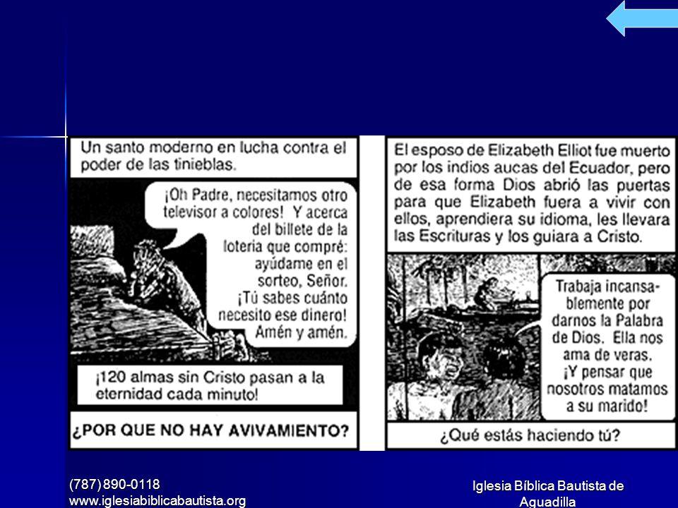 (787) 890-0118 www.iglesiabiblicabautista.org