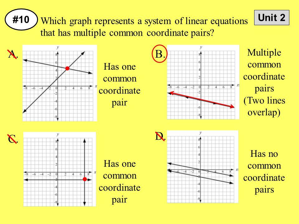Coordinate Algebra Practice EOCT Answers Unit ppt download