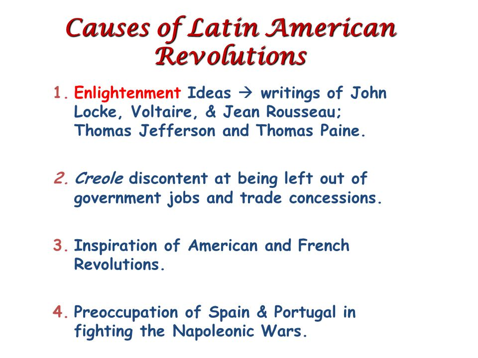 causes of american revolution In which john green teaches you about the american revolution and the american revolutionary war, which it turns out were two different things john goes ove.