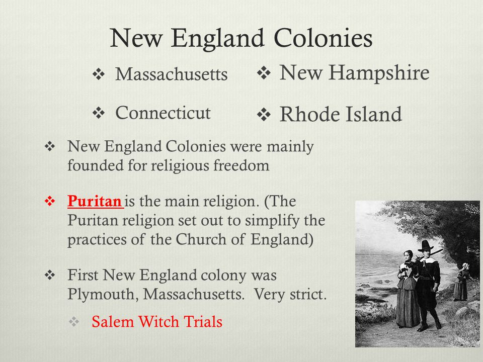 religious freedoms in colonial new hampshire