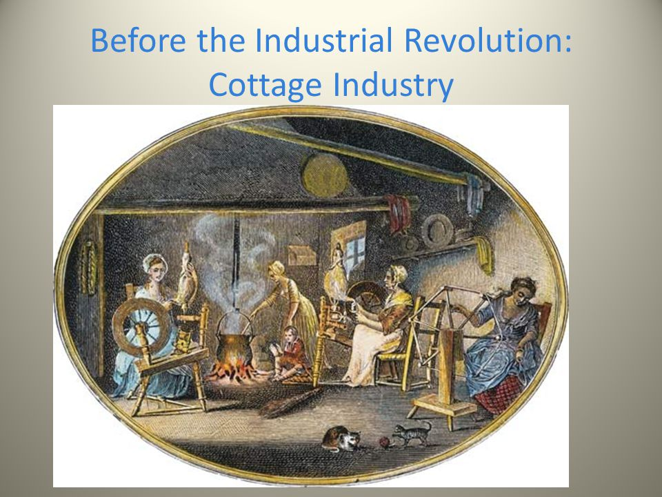 thematic essay on the industrial revolution