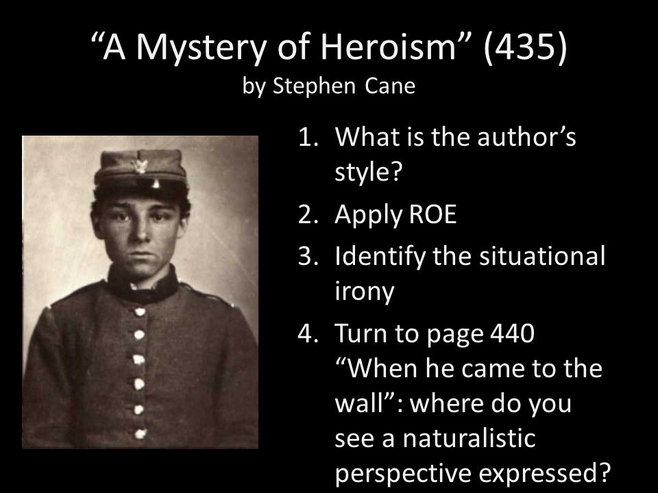 stephen crane and the civil war essay Stephen crane was born in 1871 and  the red badge of courage is a civil war novel  religion in stephen crane's the red badge of courage essay by.