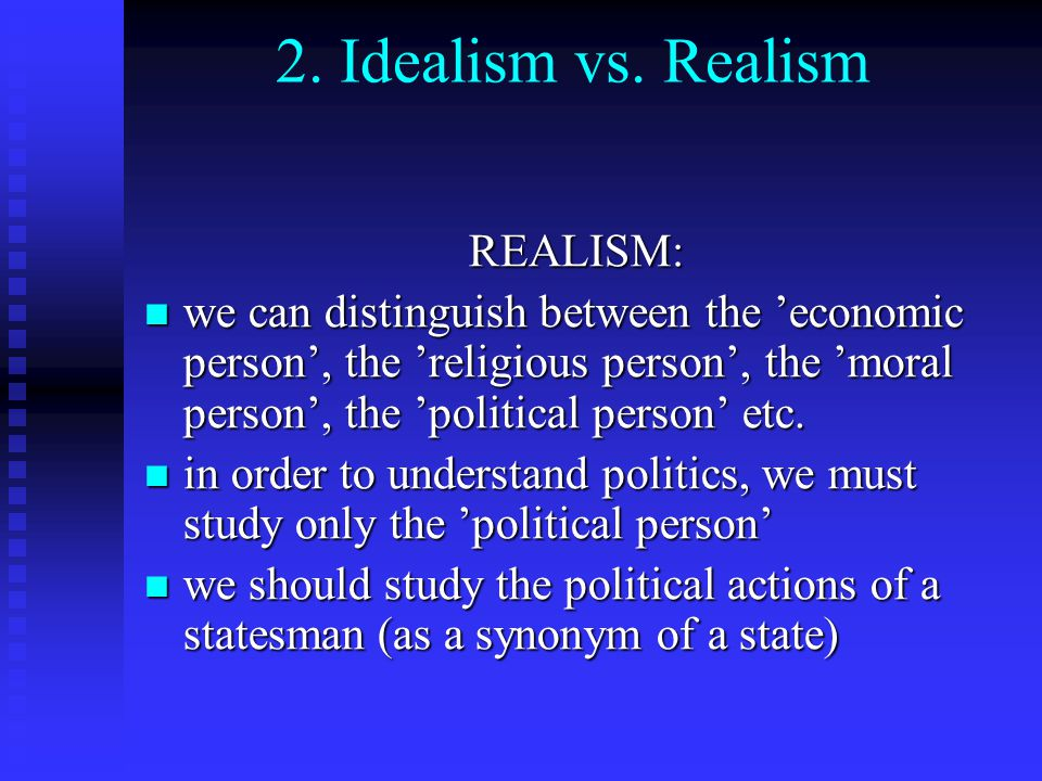 Idealism: Idealism in International Relations