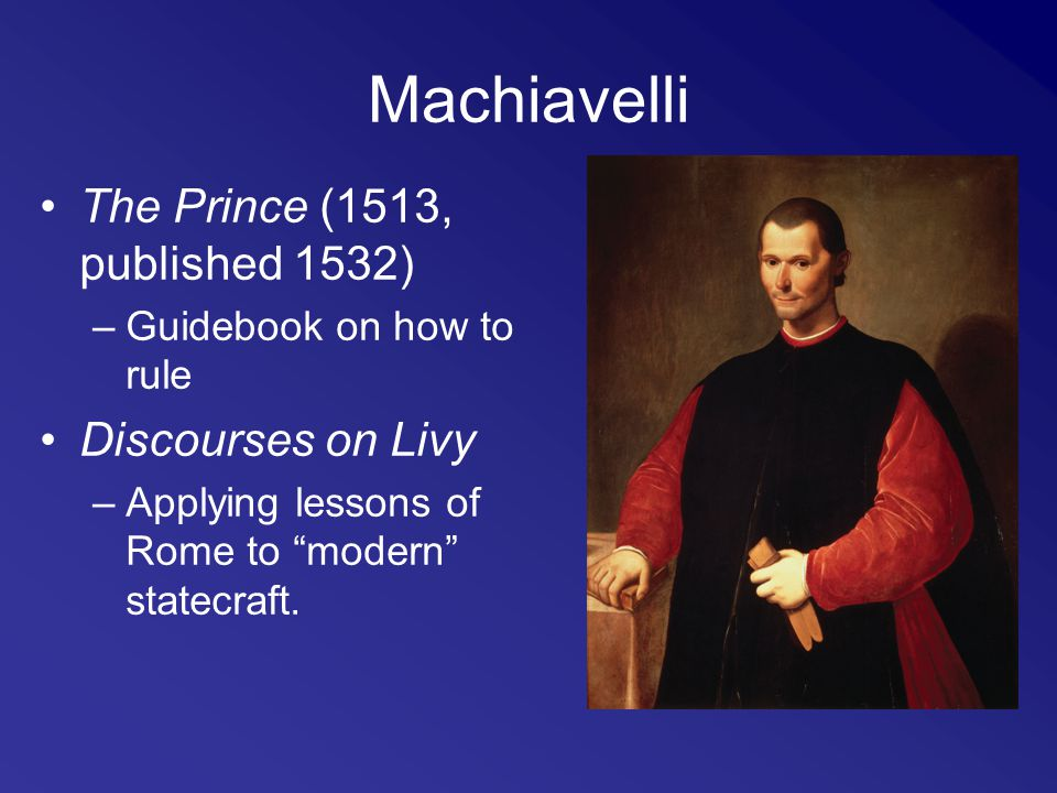 """machiavelli the realist 2 essay The first lineage-in line with machiavelli, nietzsche and foucault-advises the  subject  this is no simple task as warns since """"'power' carries its overtones  from social  realist political ethics was reduced with morgenthau to a  justification of."""
