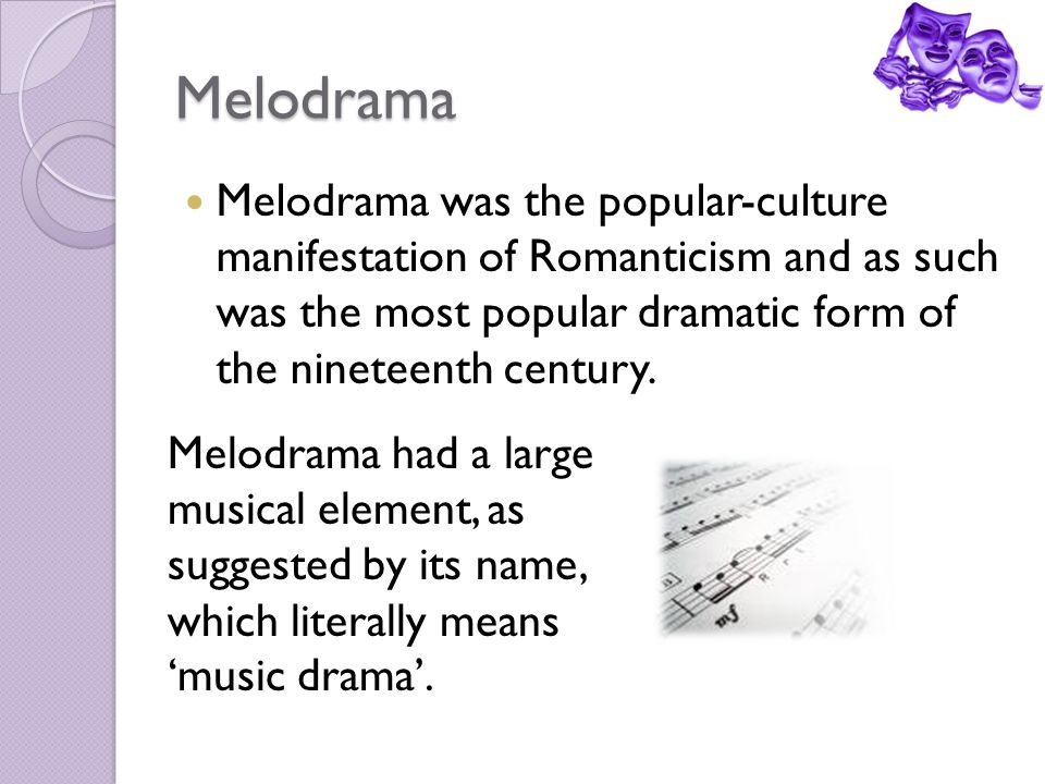 From Romanticism to Realism - ppt download