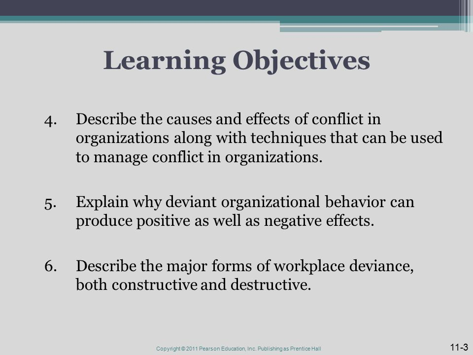 cause and effect of conflict in the workplace Causes and effects of conflict in the nigerian construction industry okuntade tope femi lagos, nigeria oktd_buildingconsults@yahoocouk abstract: the nature of conflict in the construction.