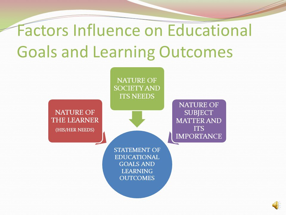 7 Important Factors that May Affect the Learning Process