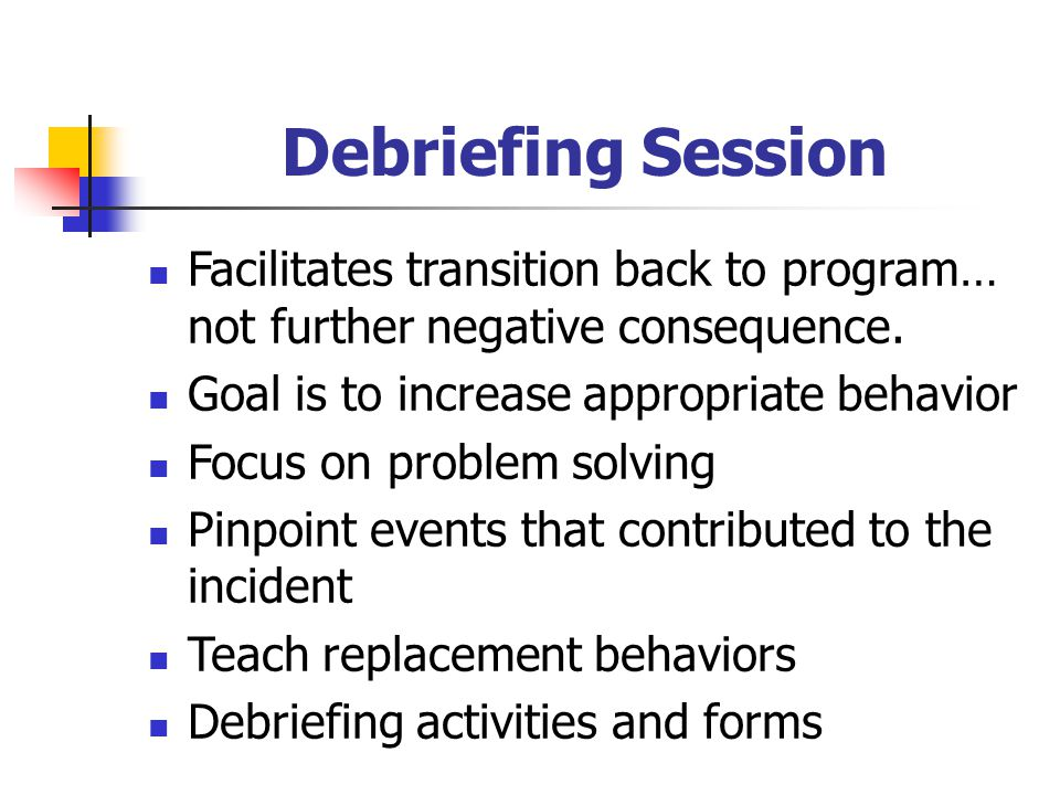 Managing the Cycle of Escalating Behavior - ppt download