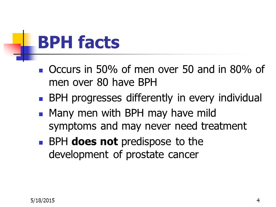 bph cancer topic Topic overview is this topic for you this topic is about prostate cancer that has spread or come back after treatment for information on prostate cancer that has not spread outside the prostate (localized prostate cancer), see the topic prostate cancer.