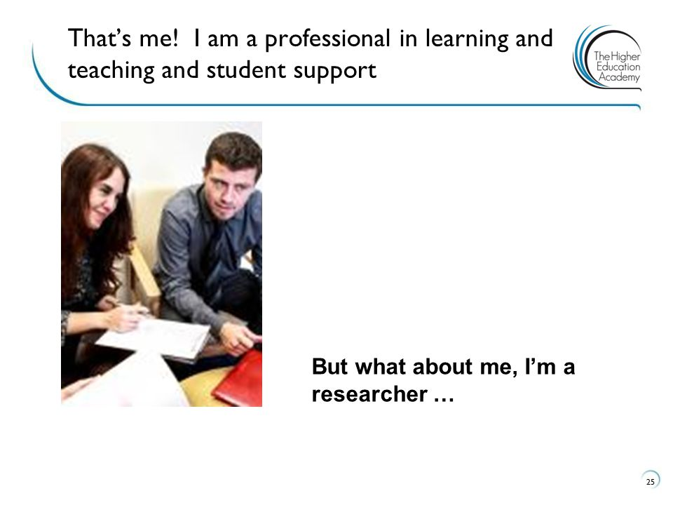 That's me! I am a professional in learning and teaching and student support