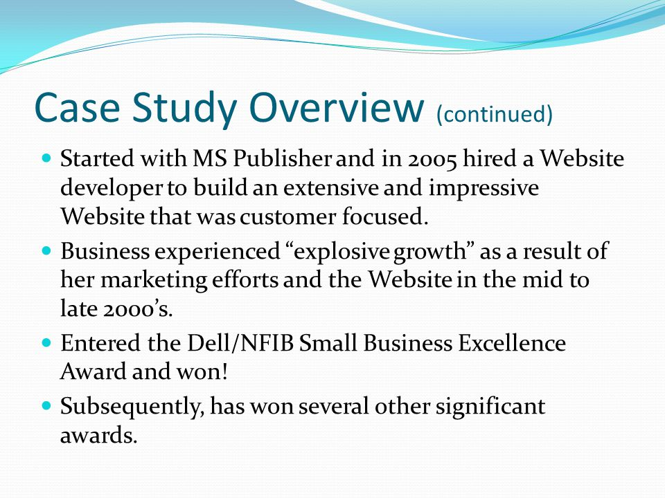 dell hbr case study This management case study in pdf format (15 pages) gives an overview of dell's business and marketing strategy in india it gives an insight into the challenges dell faces in india and attempts to answer if dell's business model will be successful in india.