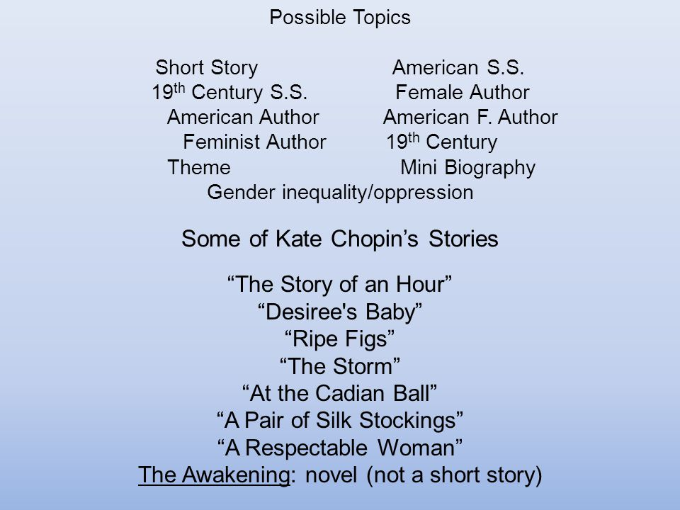 a pair of silk stockings theme essay Start studying world literature (english 4) learn vocabulary, terms, and more with flashcards, games, and other study tools search  what is one of the themes in this piece women are suffering, and there doesn't seem to be any relief in sight  a pair of silk stockings by kate chopin which point of view does this excerpt illustrate.