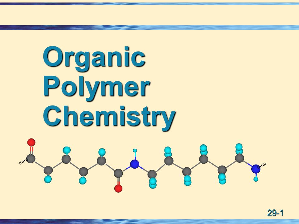 polymer chemistry Division of polymer chemistry, inc of the american chemical society one of the largest and most active divisions of the acs programs include education, technical meetings, information.