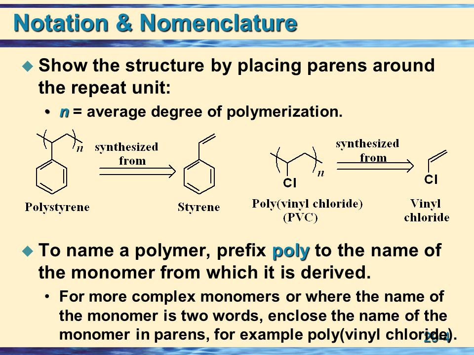 Organic Polymer Chemistry Ppt Video Online Download