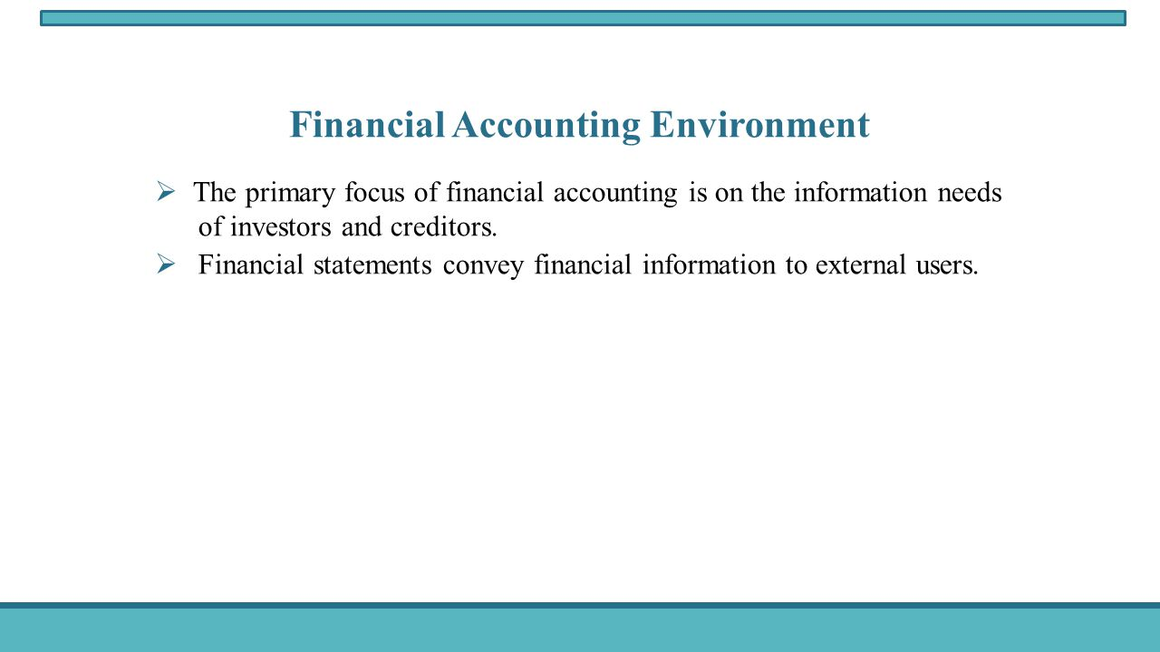function and primary focus of financial accounting These problems resulted from the fund financial information being spread among multiple financial statements and reported using different bases of accounting for example, the proprietary and fiduciary funds report information use an accrual basis and economic resources measurement focus, including all economic transactions and presenting.