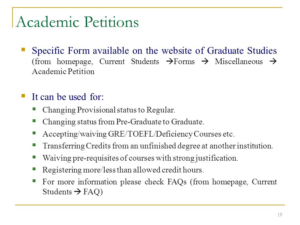 Welcome To Kfupm Rules And Regulations Of Graduate Studies  Ppt