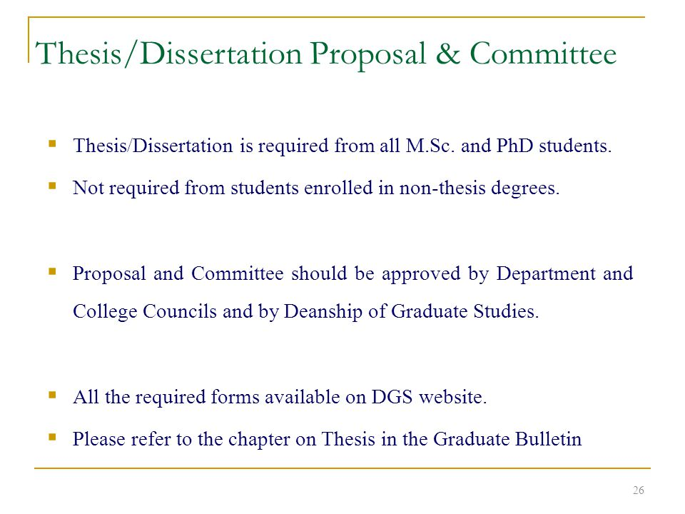 thesis adviser responsibilities Responsibilities of the phd student phd student responsibilities students are responsible for calling advisory meetings with their dissertation advisors and.