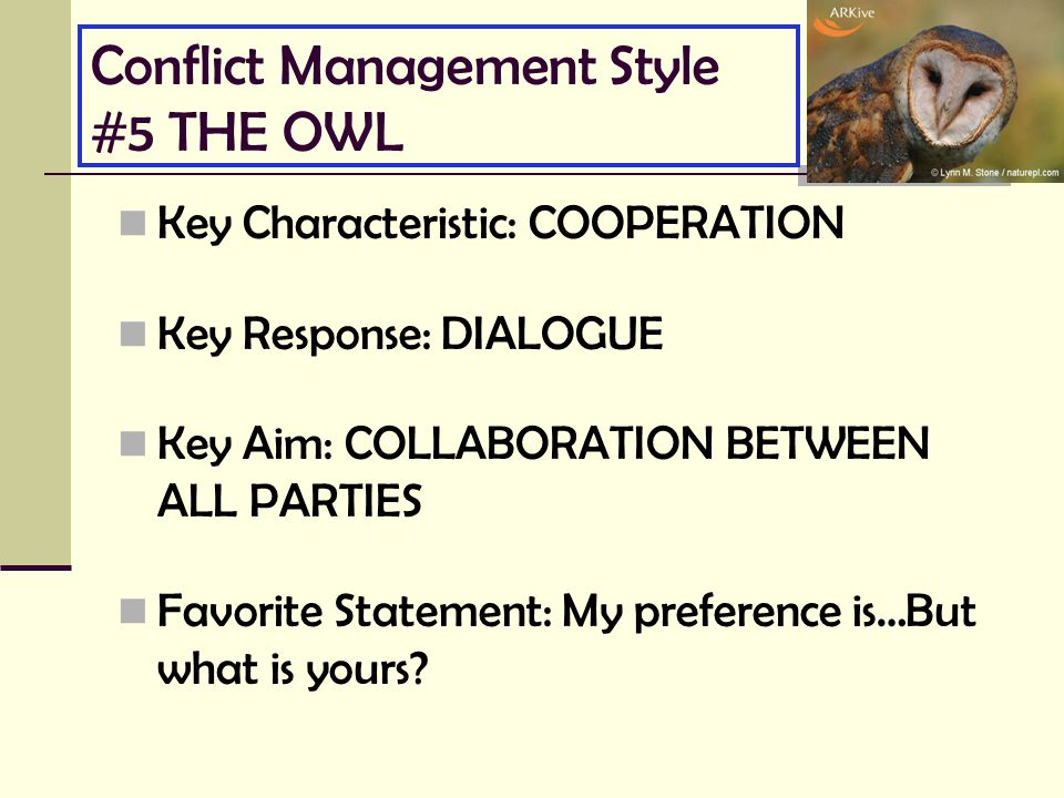 what is my management style