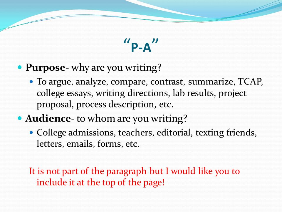 essays argue point The word 'essay' comes from a french word meaning 'attempt': your essay is your attempt to argue for your point of view you will still need to open each paragraph with a point that helps answer the essay question.