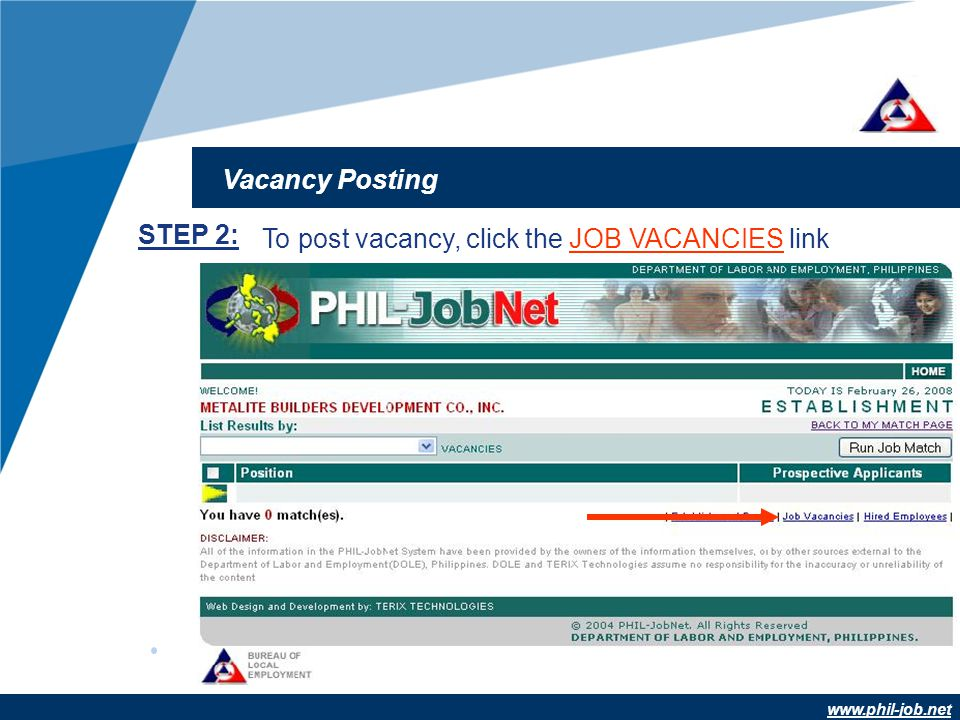 peso online job posting system Welcome to peso's online licensing system govt of india vide notification no gsr 647 (e) dated 20/08/2015, has amended the calcium carbide rules, 1987 with respect to authority empowered to grant licence in form-iiias per the amended rules, the authority empowered to grant the licence to import and store carbide in quantity exceeding 500 kgs at any one time is now delegated to district.