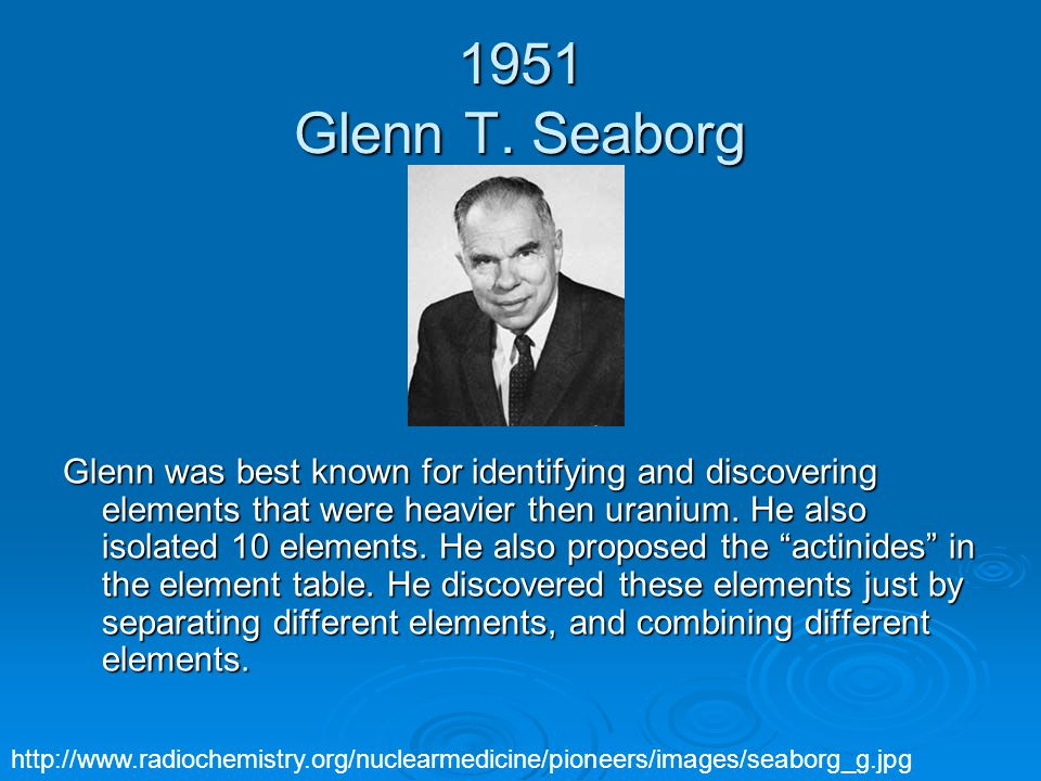 Periodic Table glenn seaborg contributions to the modern periodic table : Atomic Model Timeline - ppt video online download