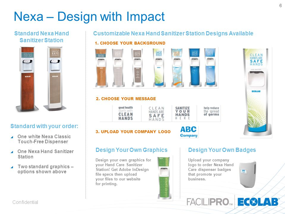 Ecolab Total Hand Hygiene System Clean Without A Doubt