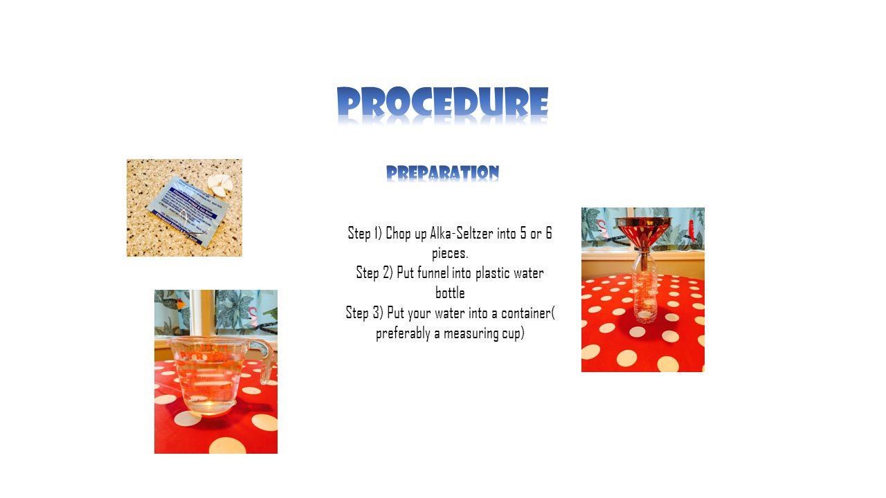 4 procedure preparation ...