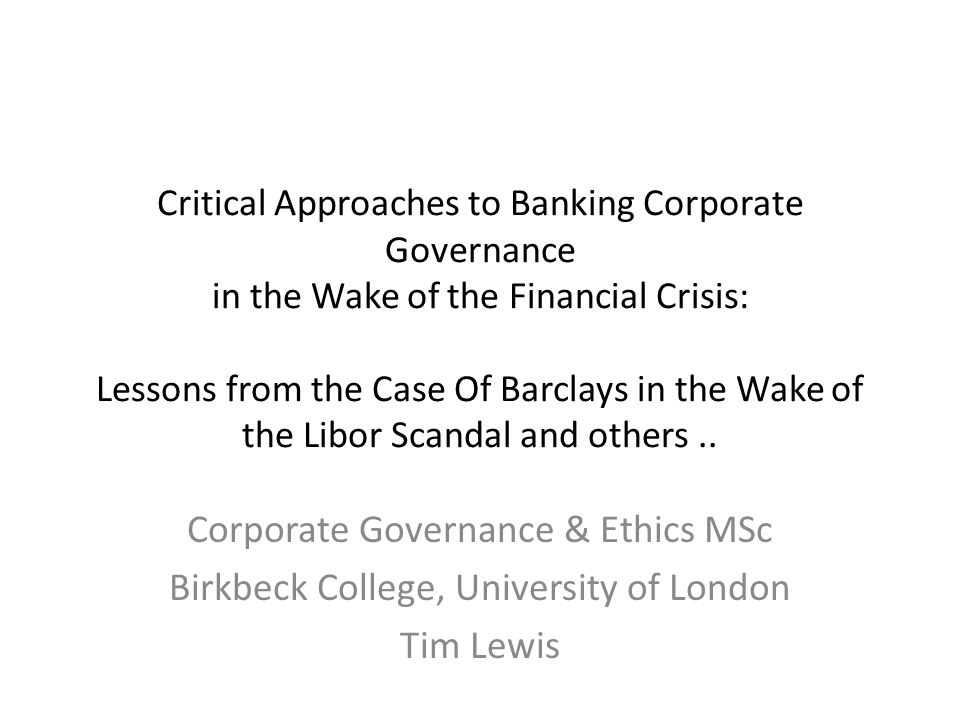 corporate governance and ethics Drive and support leading corporate governance and board practices to ensure oversight, accountability, and good decision making transparency maintain high levels of transparency on a range of financial, governance and corporate responsibility issues to build trust and two-way dialogue that supports our business success.