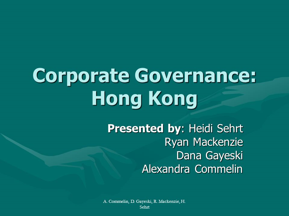 """corporate governance of hong kong Last year, we first launched a publication named """"cracking the corporate governance code – how ready are hong kong listed companies in meeting new requirements"""" to analyse 230 corporate governance report disclosures made by each constituent of the hsi, hscei and four industries (including financial services, real estate, technology."""