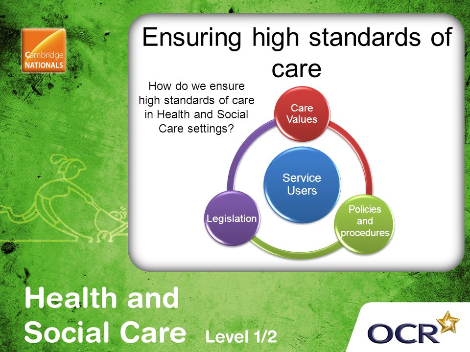 health and social care settings In health and social care settings, special attention should be paid to the development and use of effective communication skills professional care workers should be.