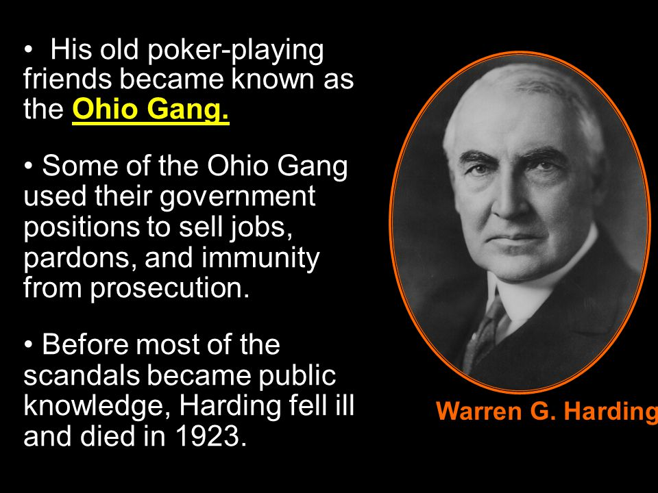 "life and campaign promises of warren g harding Warren g harding delivered this speech before the home market club   normalcy,"" a major theme of his campaign through-  harding tried to live up to  his campaign promises of re-  fundamental laws of life and all of life's  acquirements."