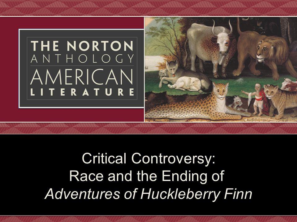 huckleberry finn ending controversy