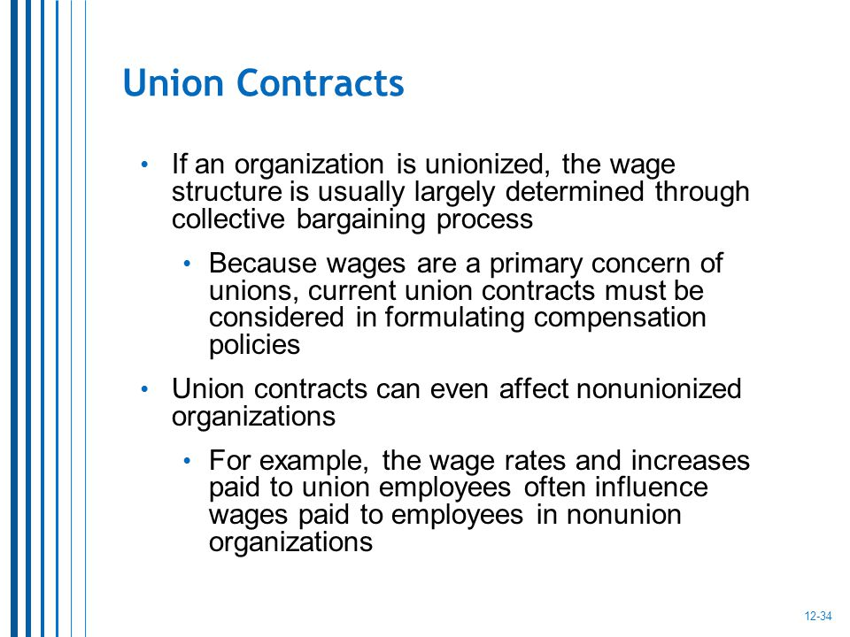 what effects does union bargaining have on the organization When does reducing union bargaining power increase productivity evidence from the workplace relations act.