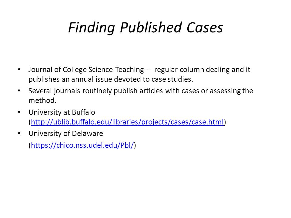 biology case studies buffalo Dear list members, registration is now open for our fall case study teaching in science conference, september 21-22, 2018, in buffalo, ny, sponsored by the national center for case study teaching in science, at the buffalo marriott niagara.